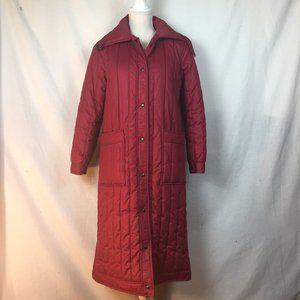Vintage Braetan Long Line Coat